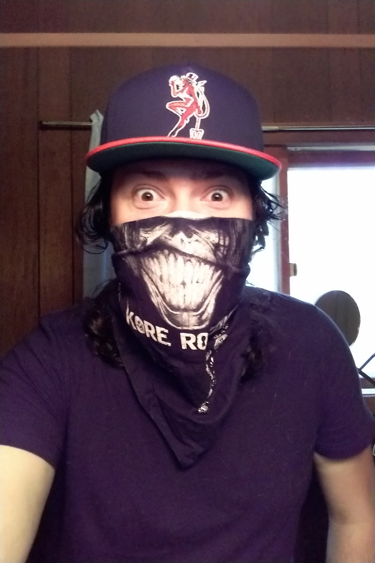 Image of Koreskull Bandanna/Facemask