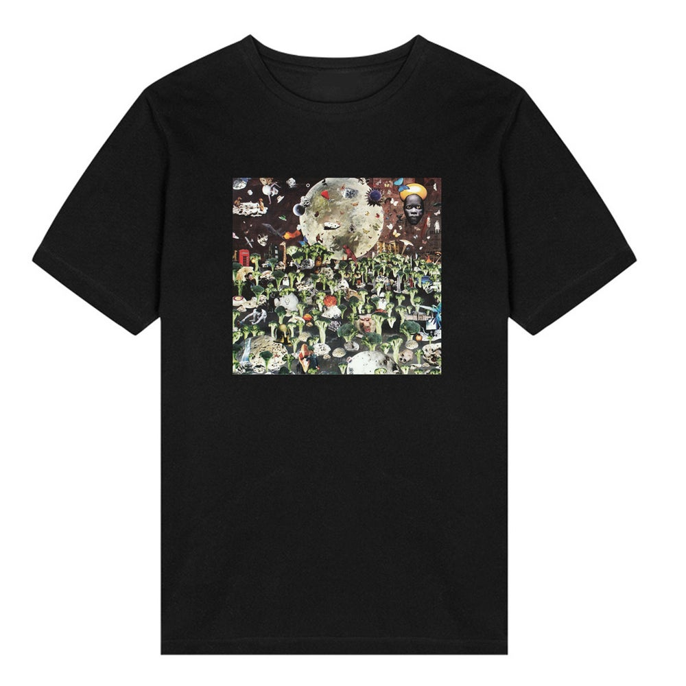 Image of BROCCOLI JUNGLE T-SHIRT