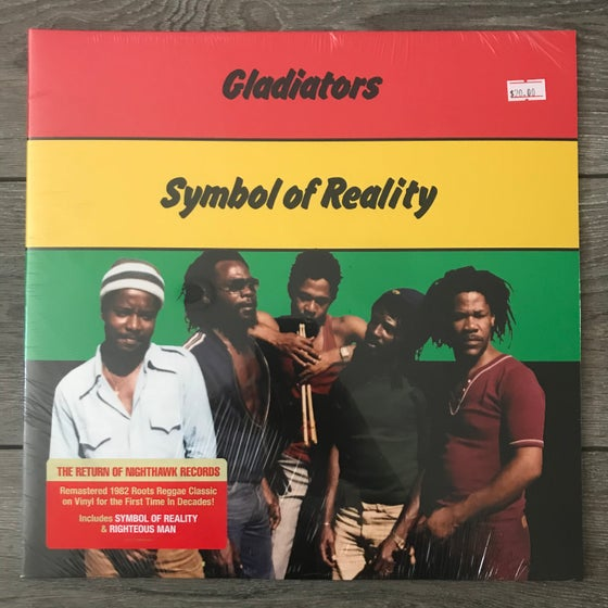 Image of The Gladiators - Symbol Of Reality Vinyl LP