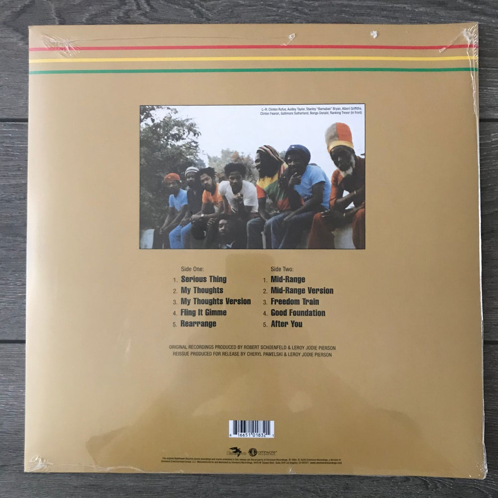 Image of The Gladiators - Serious Thing Vinyl LP