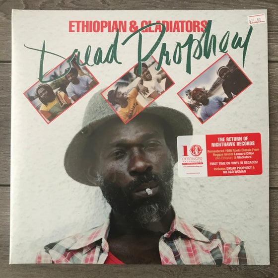 Image of Ethiopians and Gladiators - Dread Phophecy Vinyl LP