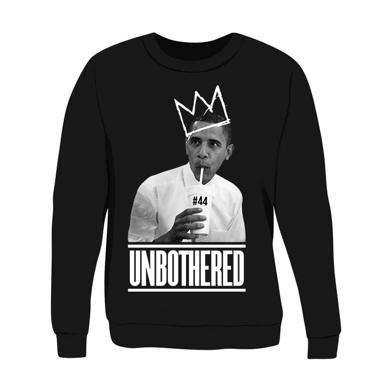 Image of Unbothered, An Ode To 44 *UNISEX*
