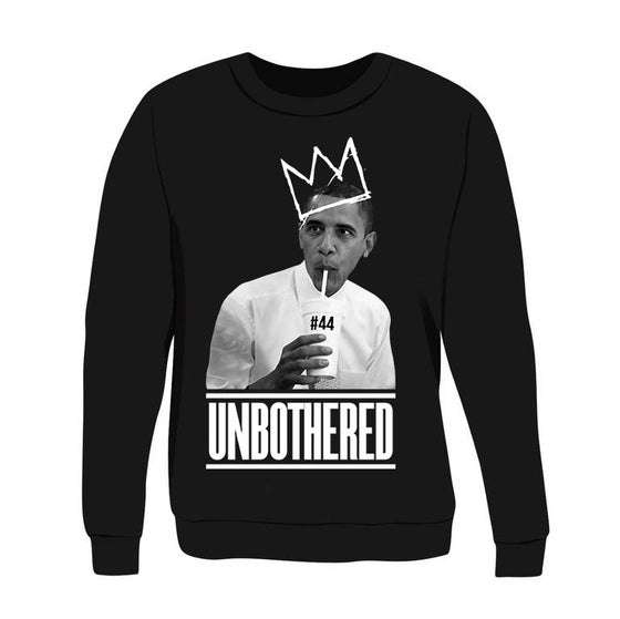 Image of Unbothered, An Ode To 44 *UNISEX* Don't Boo, VOTE!