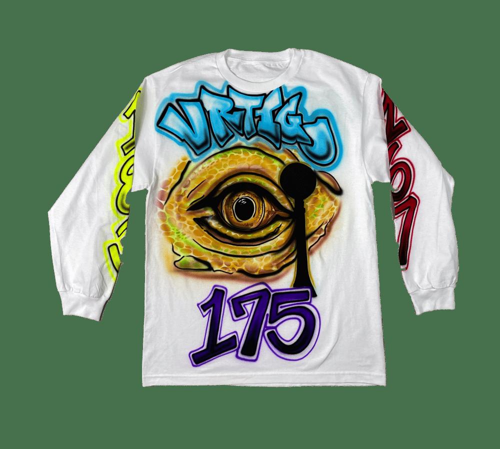 VRTIGO x HILLS HAVE EYES L/S Shirt