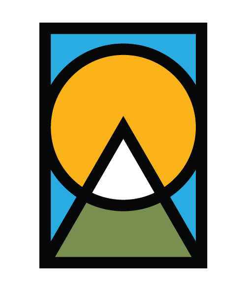 Image of The Mountain - Sticker