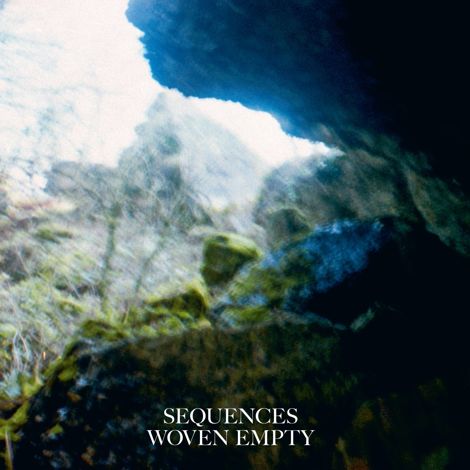 Image of Sequences - 'Woven Empty' LP (AVA80)