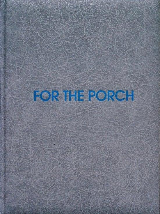 Image of (Cam Hicks)(カム・ヒックス) (For the Porch)