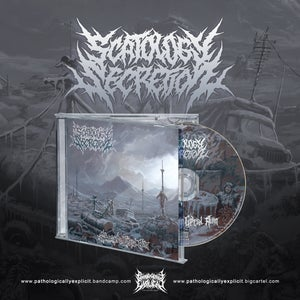 Image of SCATOLOGY SECRETION-SUBMERGED IN GLACIAL RUIN CD