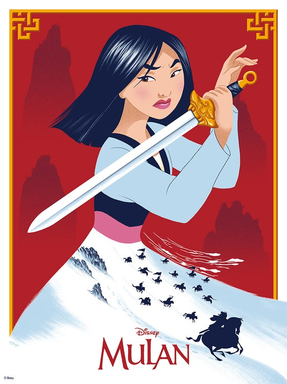 Image of Mulan