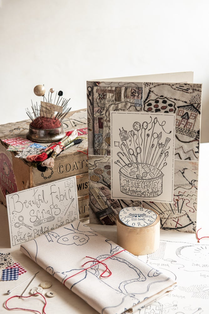 Image of 'The Jessie Chorley Anniversary Sampler kit'