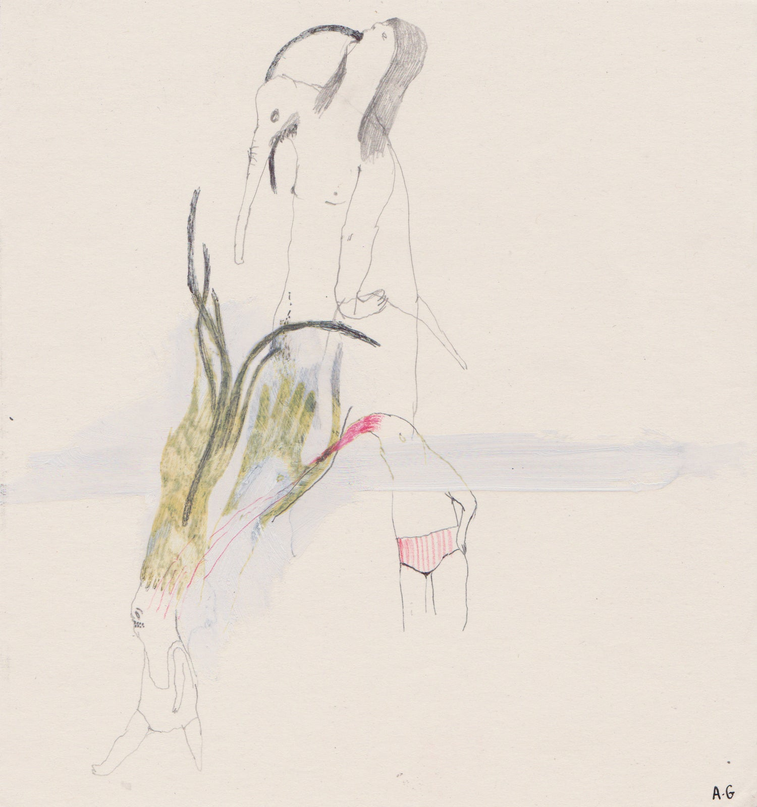 Annabelle Guetatra / Untitled (2)