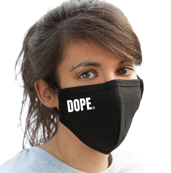 Image of DOPE Solidarity Mask