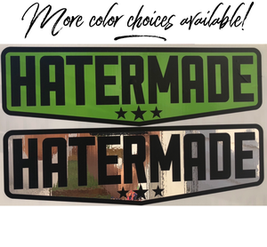 Image of Large 2-Color decals (Set of 2)