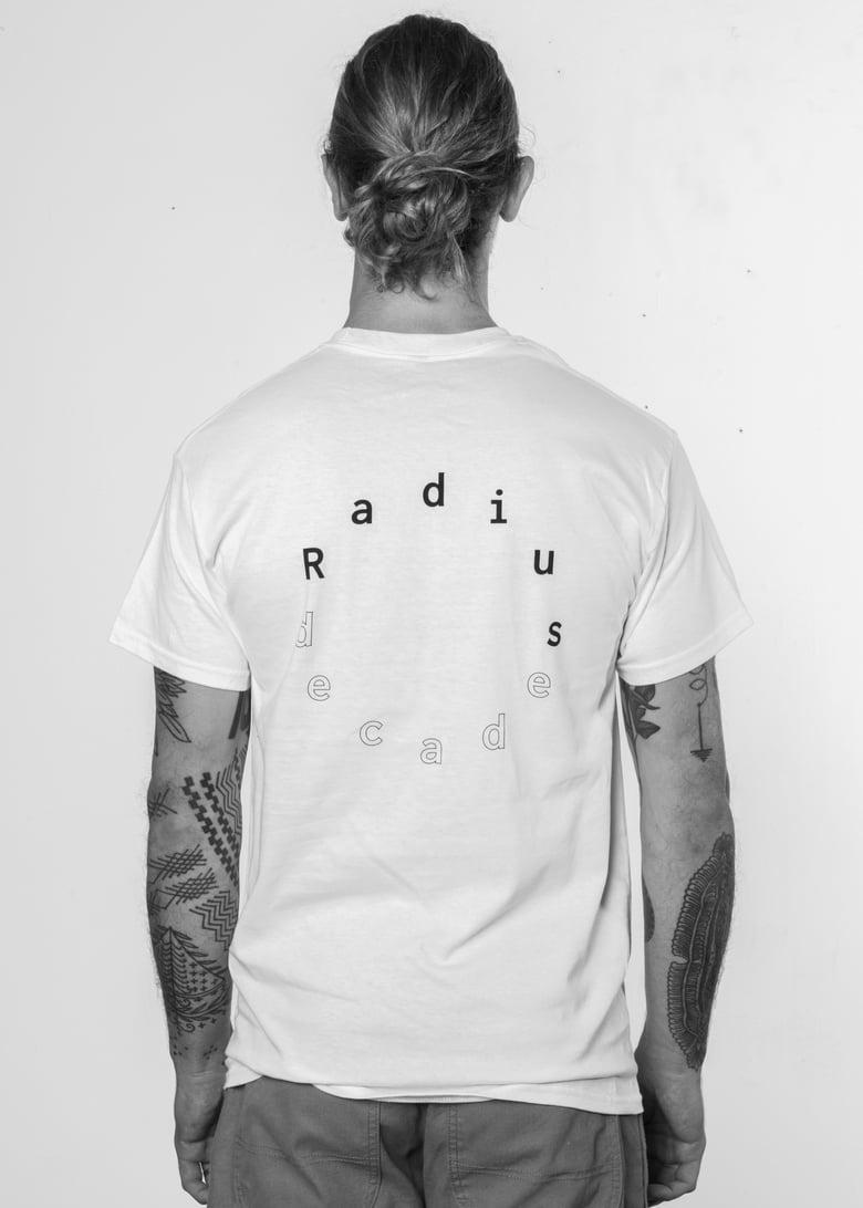 Image of Radius DECADE T-Shirt - White