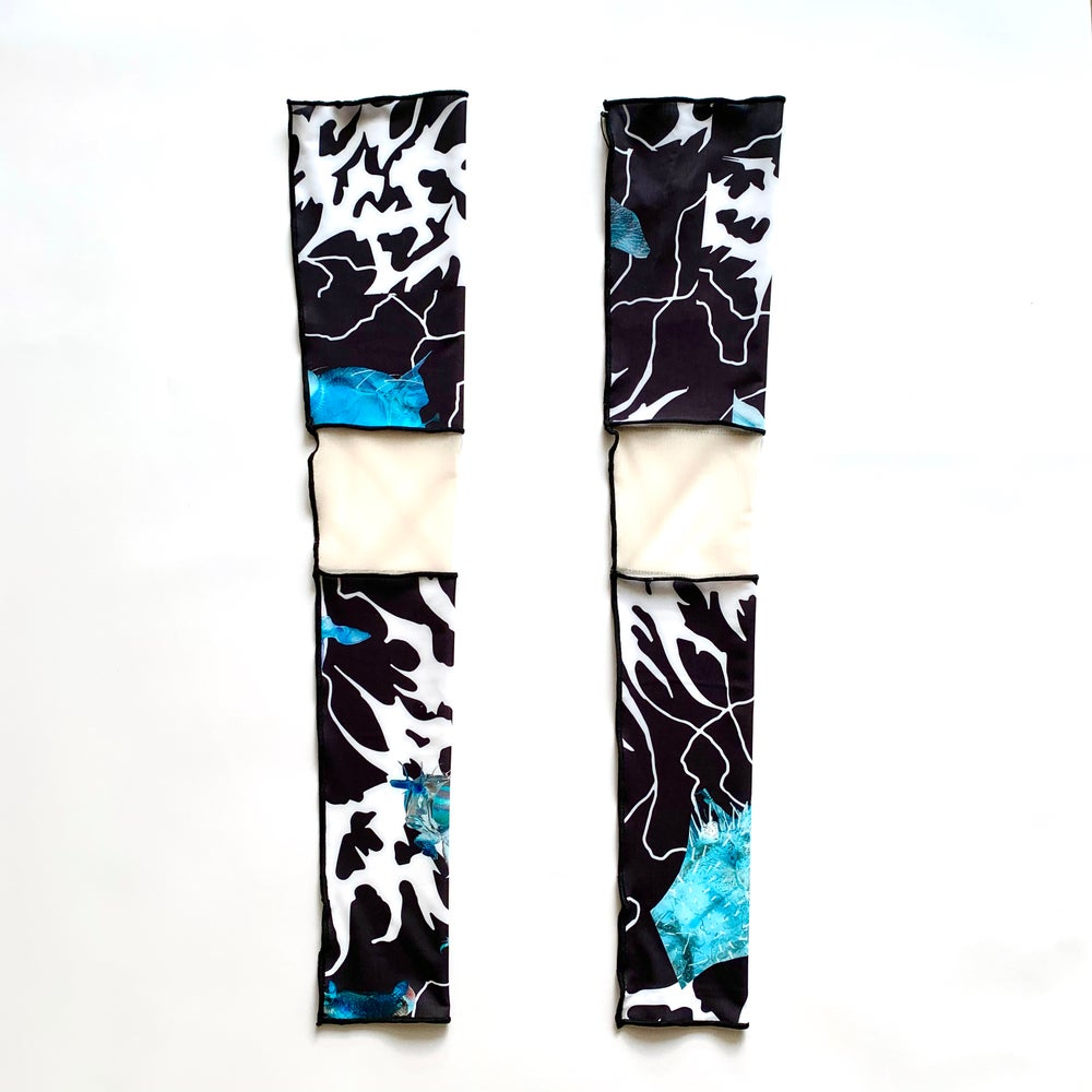 Image of Ungeziefer' arm warmers ( black / a pair )