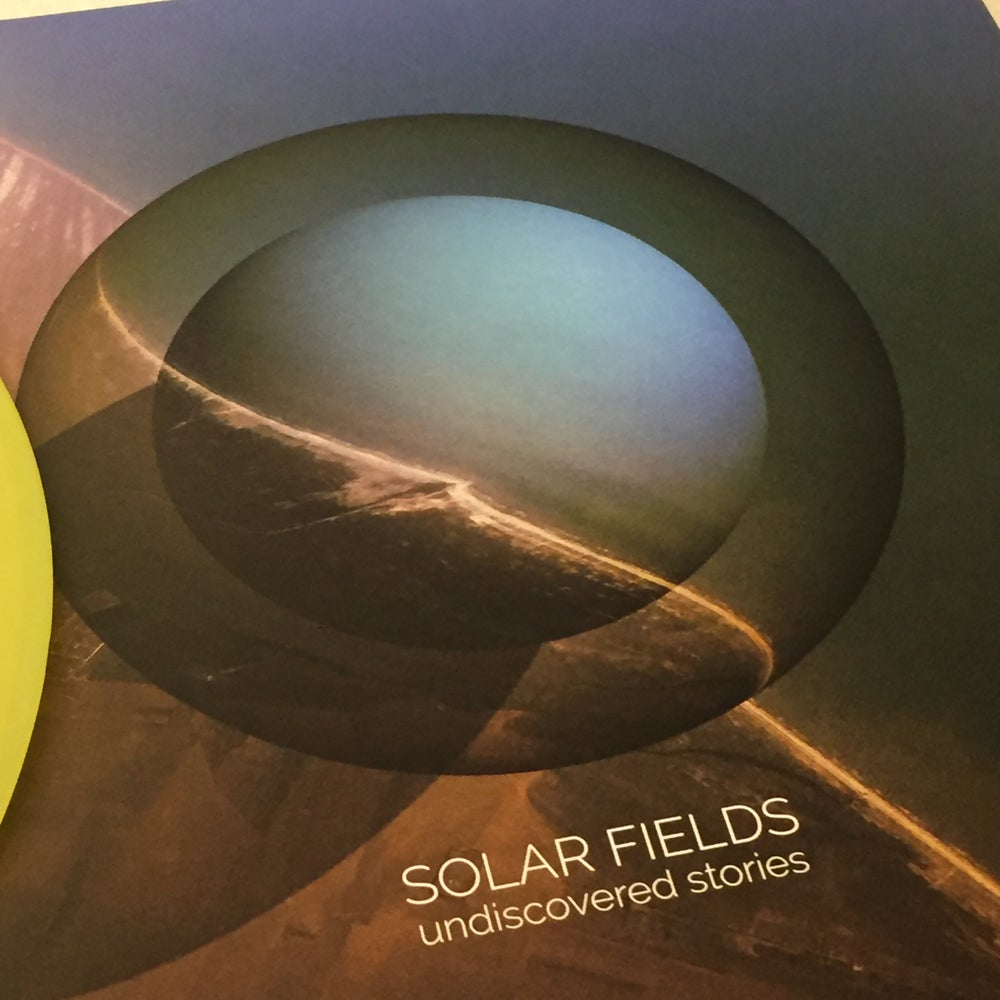 """Image of Solar Fields 'Undiscovered Stories' 12"""" TEST-PRESSING (10 copies)"""