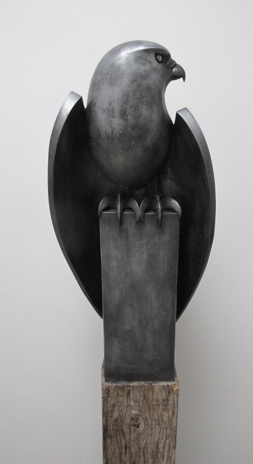Image of PAUL HARVEY - 'PEREGRINE' - SCULPTURE