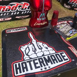 Image of BANNER - Hatermade Finger Logo