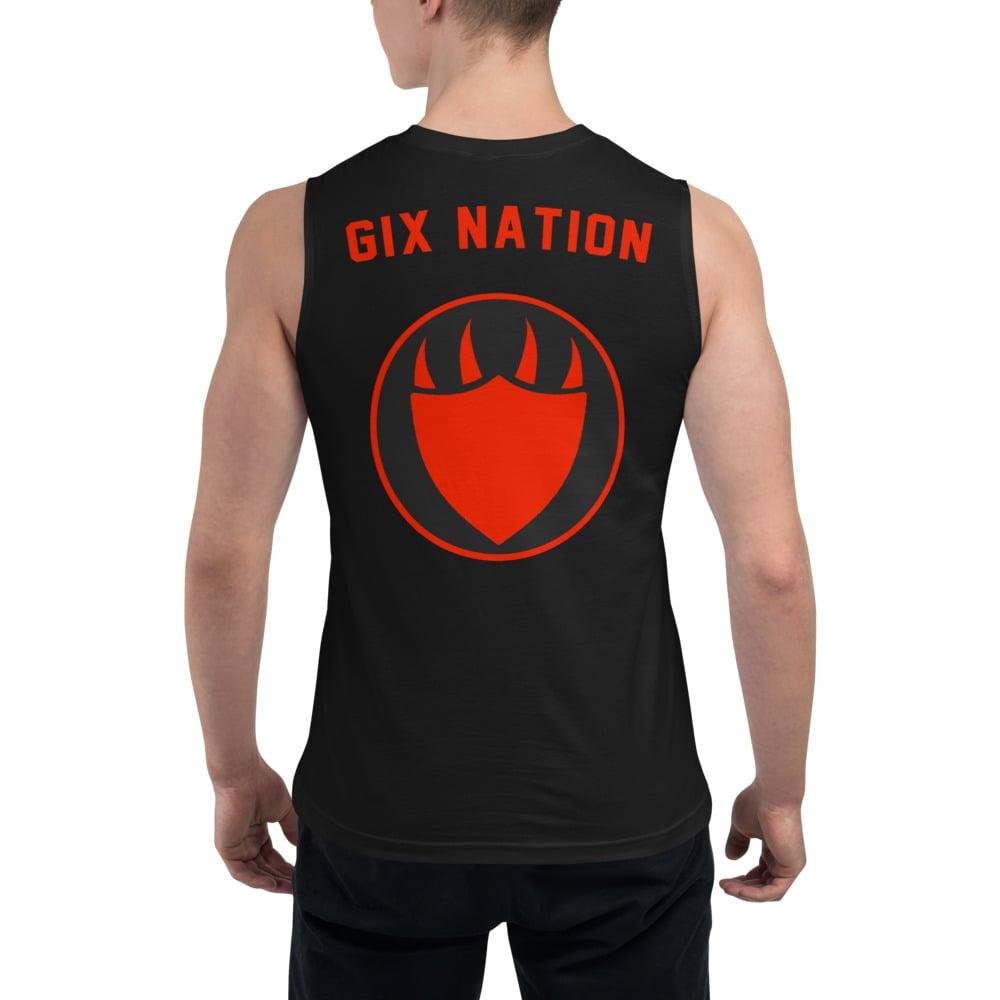 Image of Gix Nation Bravery Shirt (Men)