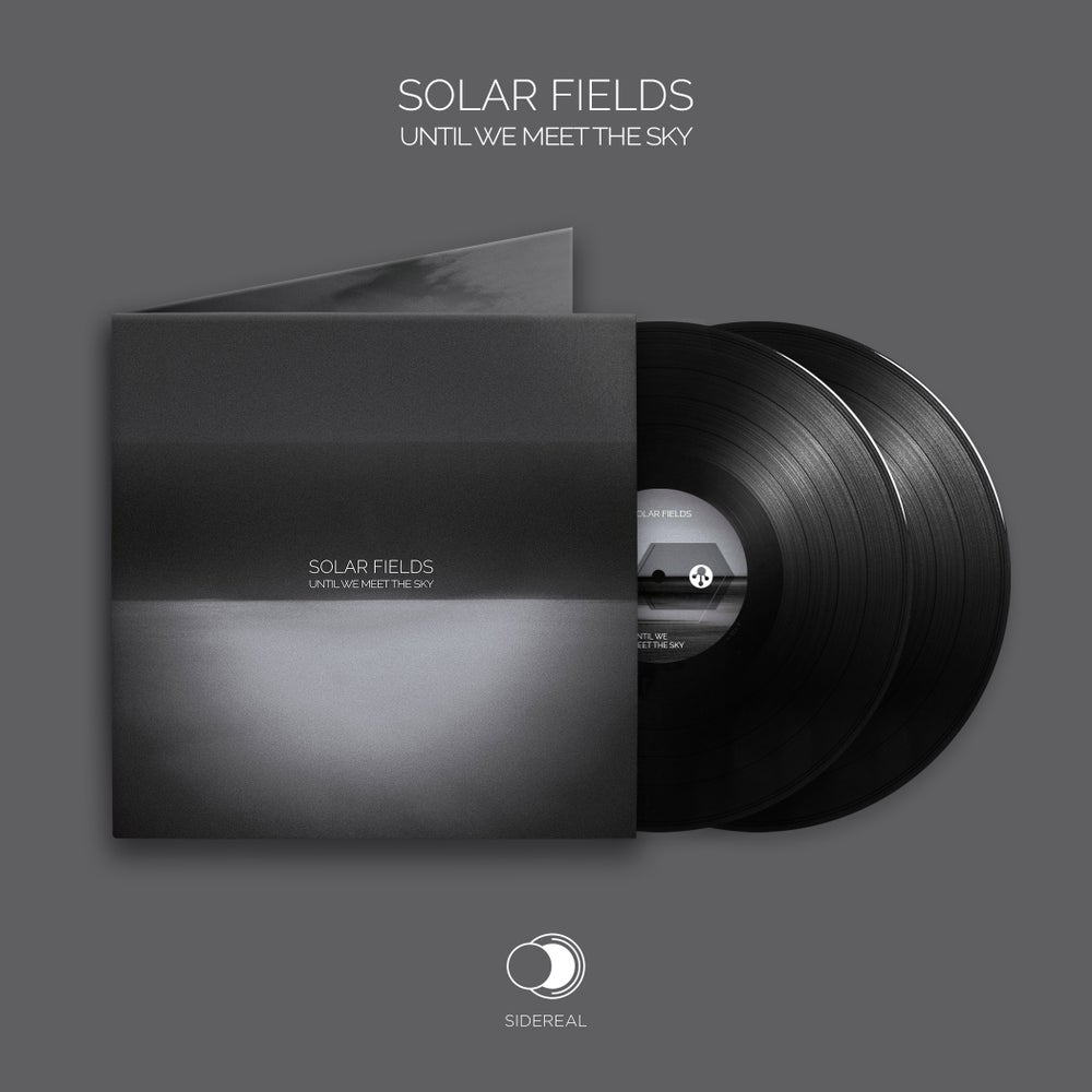 Image of Solar Fields ‎'Until We Meet The Sky' Double LP (reissue 2020)