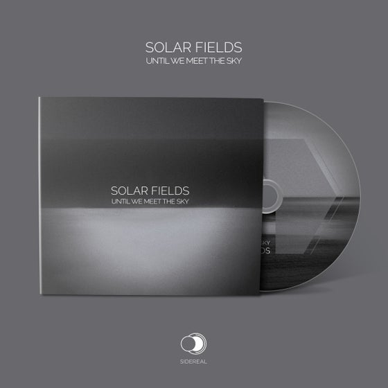 Image of Solar Fields ‎'Until We Meet The Sky' Digipack CD