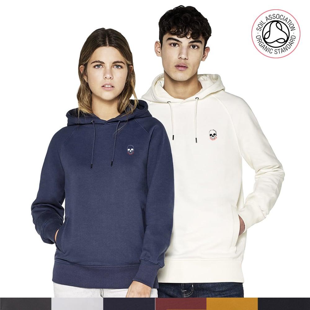 ADVANCE ORDER - Logo Pullover Hood (Organic)