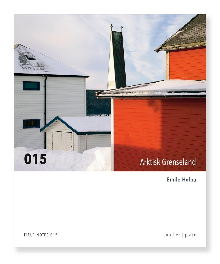 Arktisk Grenseland - Emile Holba