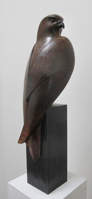 Image of PAUL HARVEY - 'KESTREL' - SCULPTURE