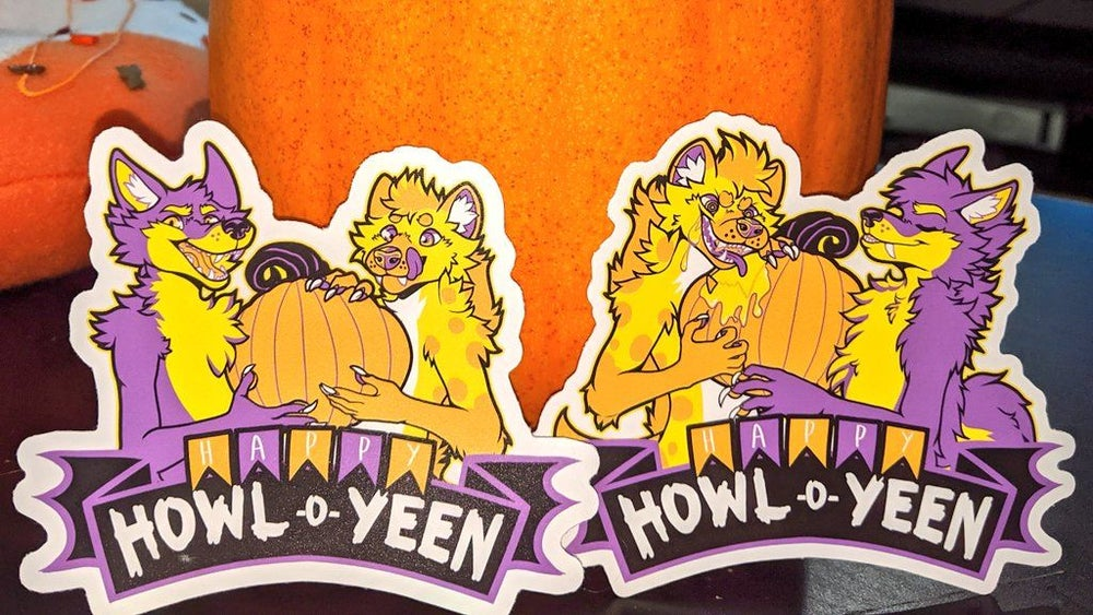 Image of Fall and Spooky Stickers!