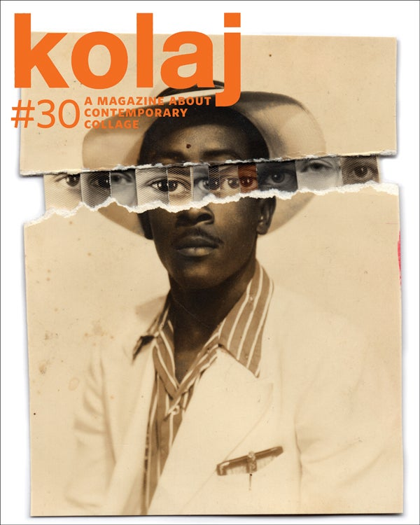 Image of CURRENT ISSUE-Kolaj #30