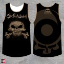 "Six Feet Under ""Skull"" Tank Top Shirt"