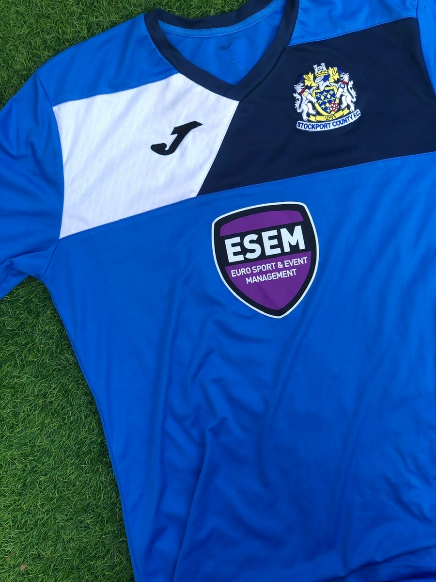 Image of Replica 2017/18 Joma Home Shirt