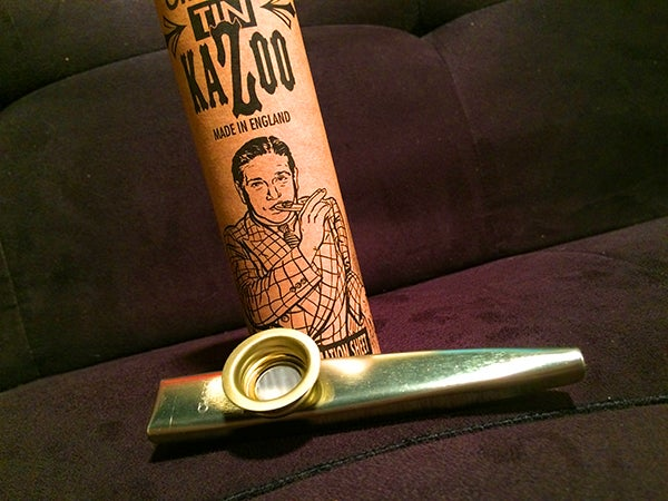 Image of Shane's Favorite Kazoo