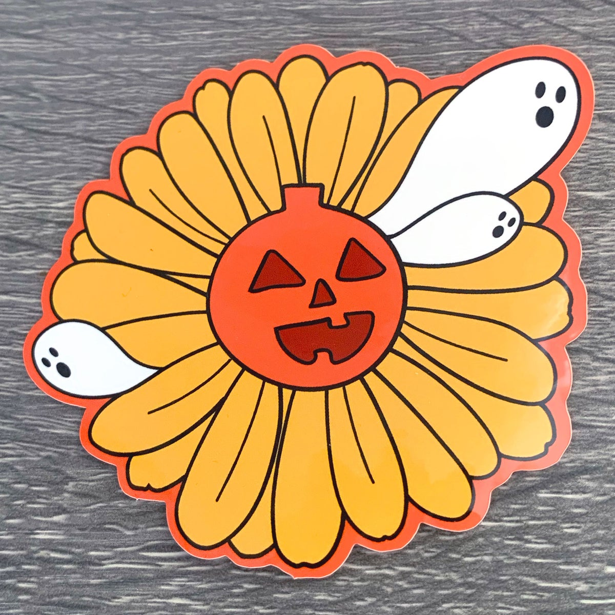 Image of Daisyween Sticker