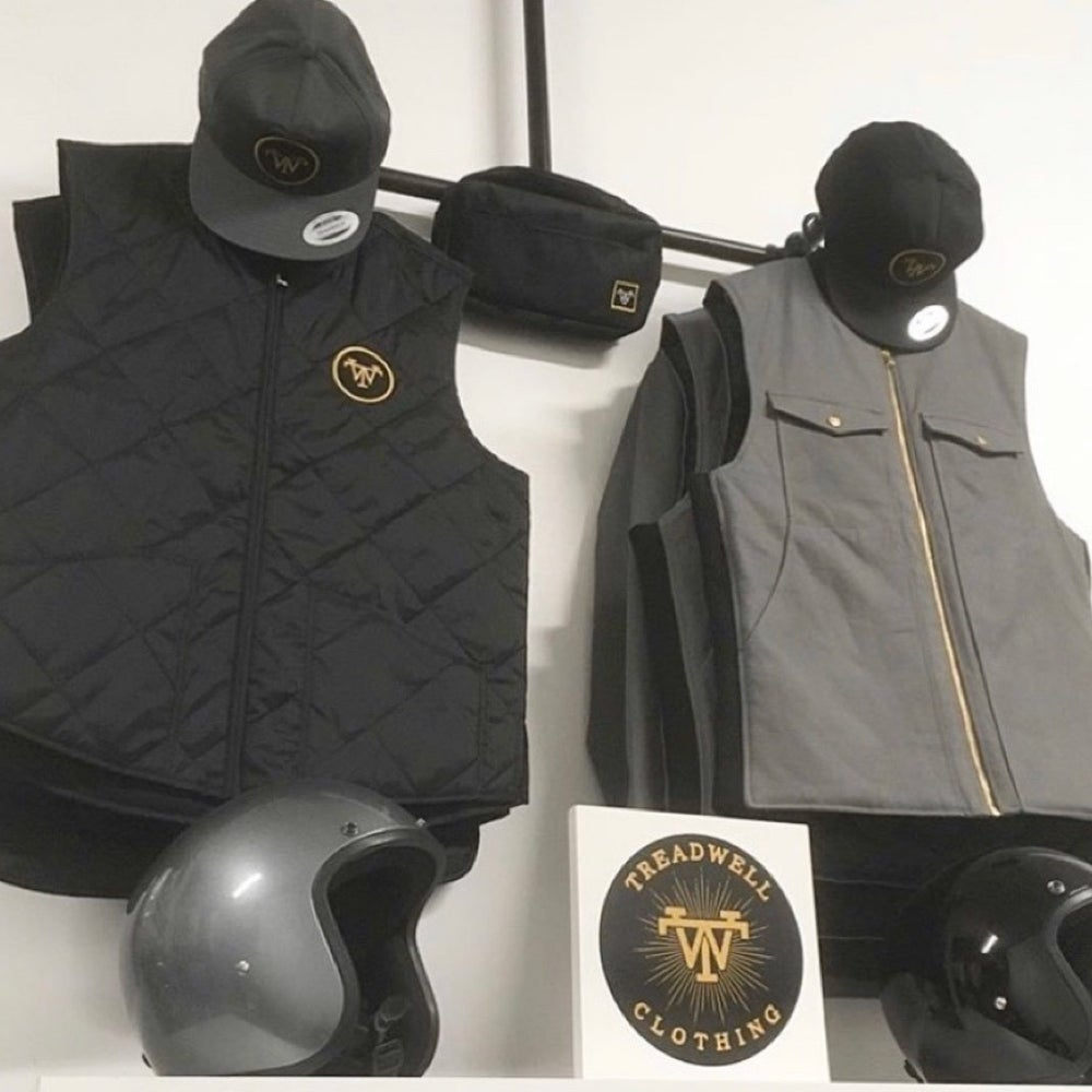 Image of Treadwell Apparel & Accessories (Vests, Jackets & Hats)