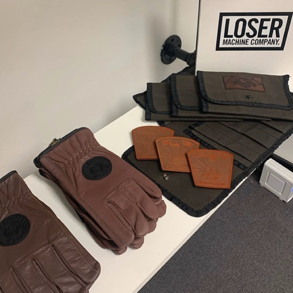Image of Loser Machine Accessories & Apparel (items starting at $5)