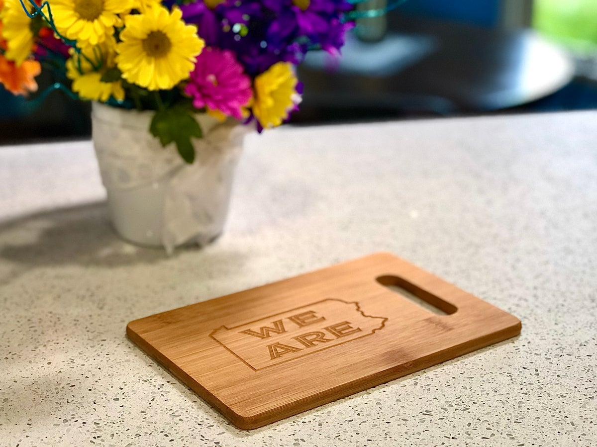 Image of We Are Bartender Cutting Board