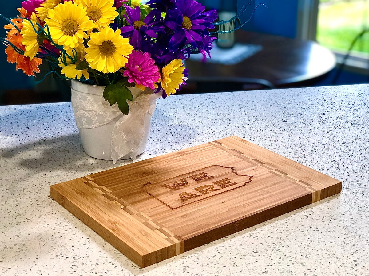 Image of We Are Butcher Cutting Board