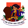 Rise Up!  And Take Action!  Mayari and Ynaguinid Stickers