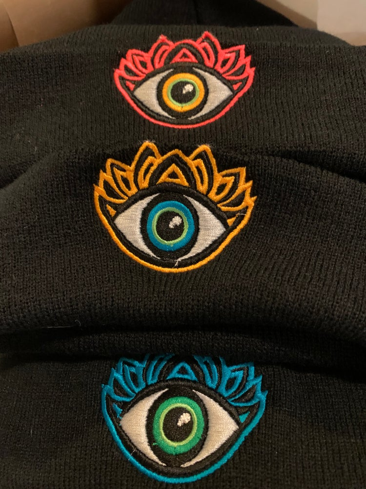 Image of Third eye beanie