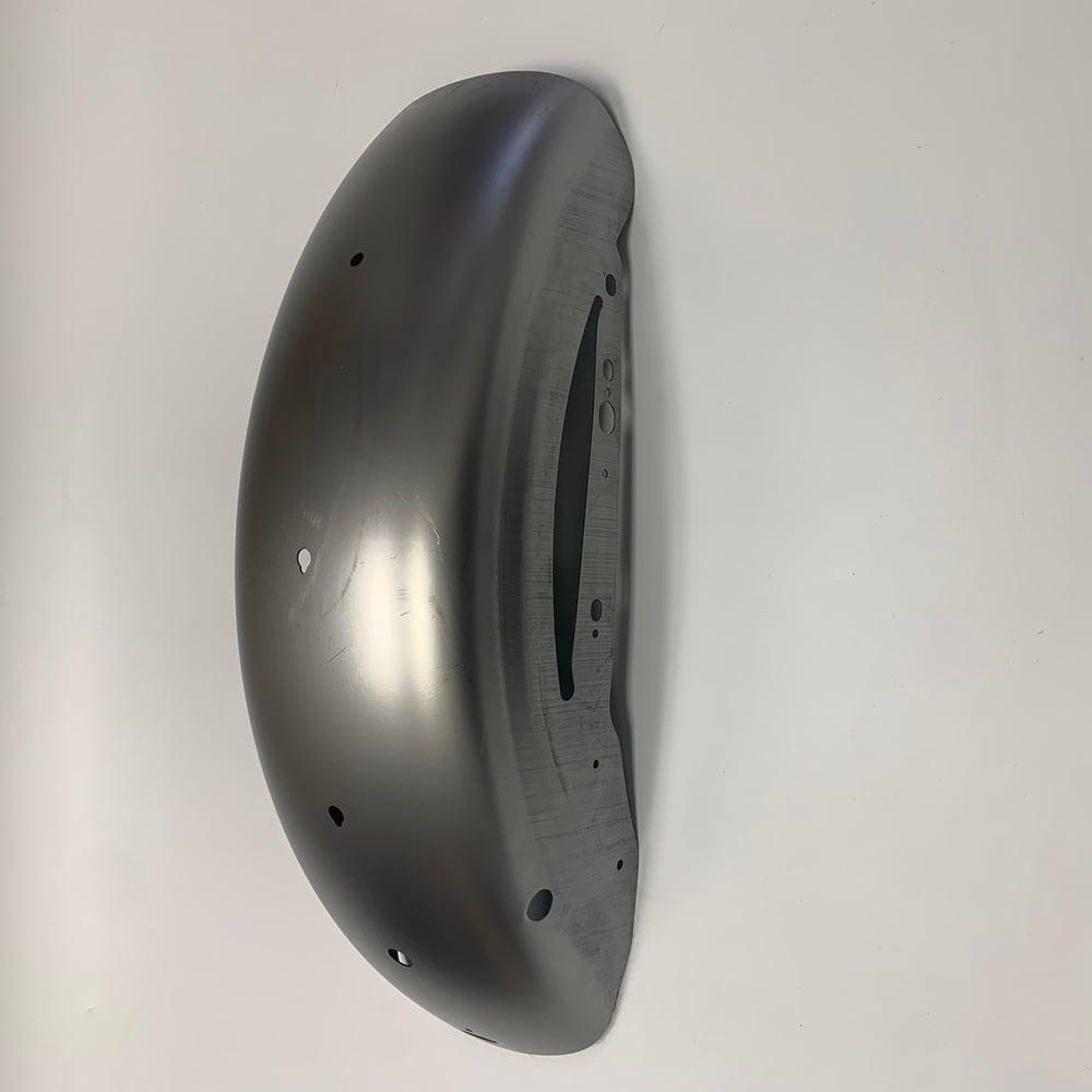 Image of Chopped Rear Fender (fits 2004+ XL/Sportster & Custom Application)
