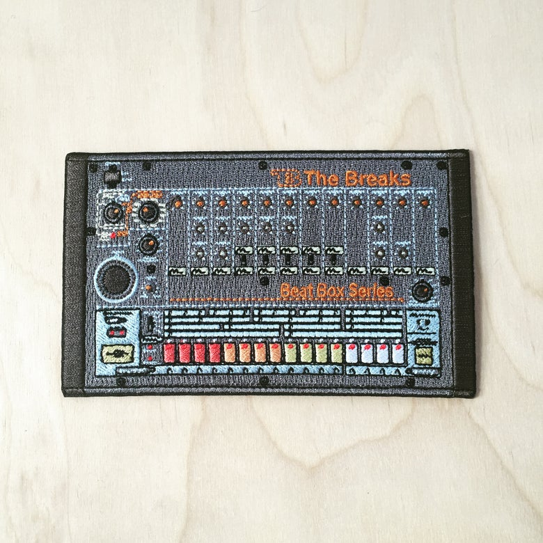 Image of TR-808 Patch