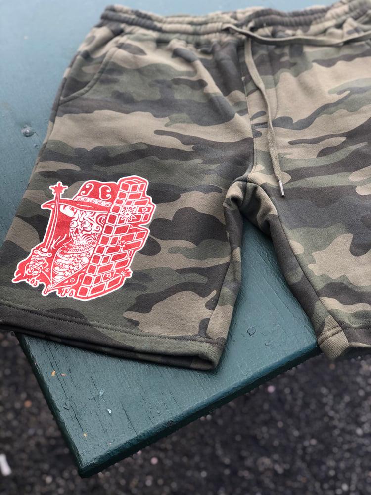 Image of Camo Oakwood Shorts
