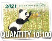 Image of 2021 CALENDAR (Qty. 10 and up)