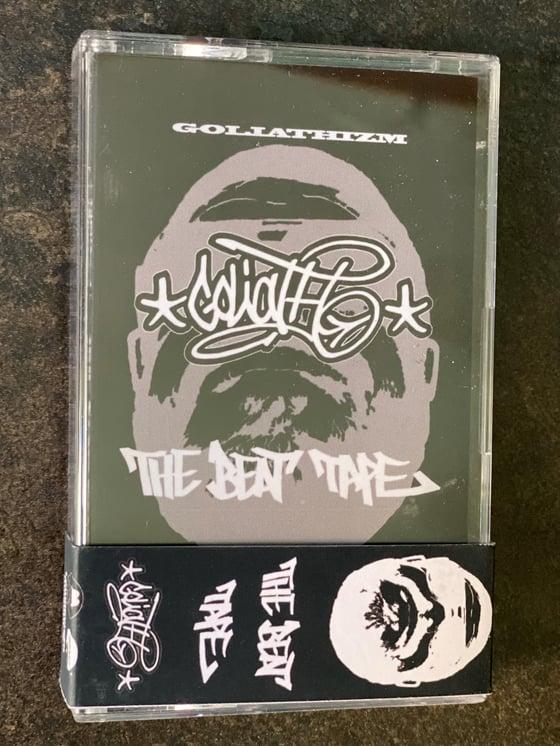 Image of  GOLIATHIZM Goliath - The Beat Tape (K7)