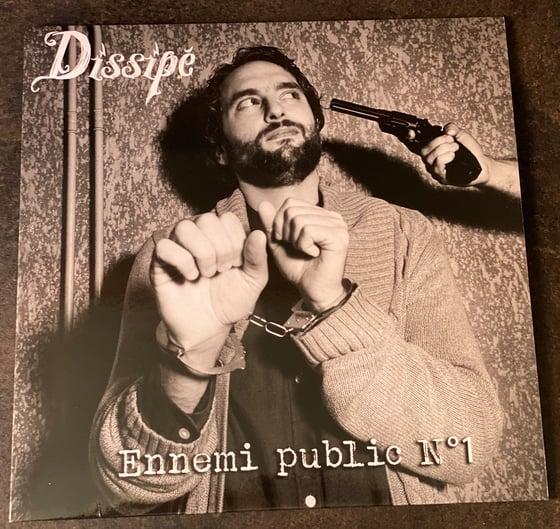 Image of Dissipé - Ennemi Public N°1  (Vinyl)