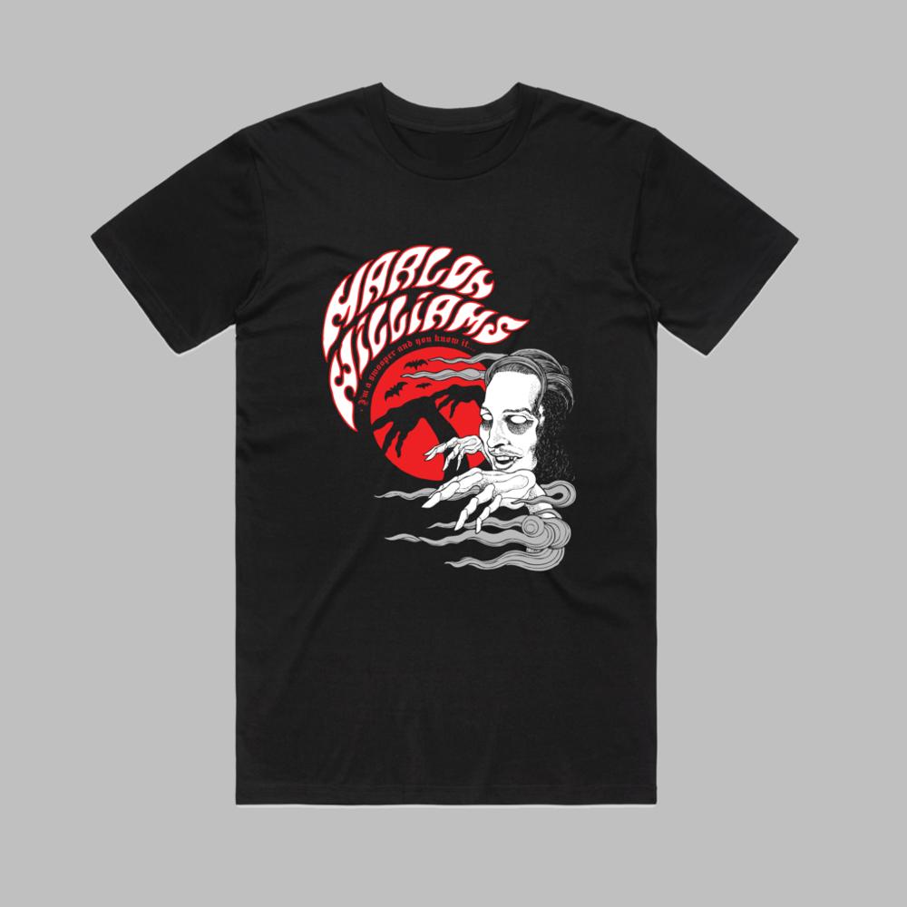 Vampire T-Shirt (Black)