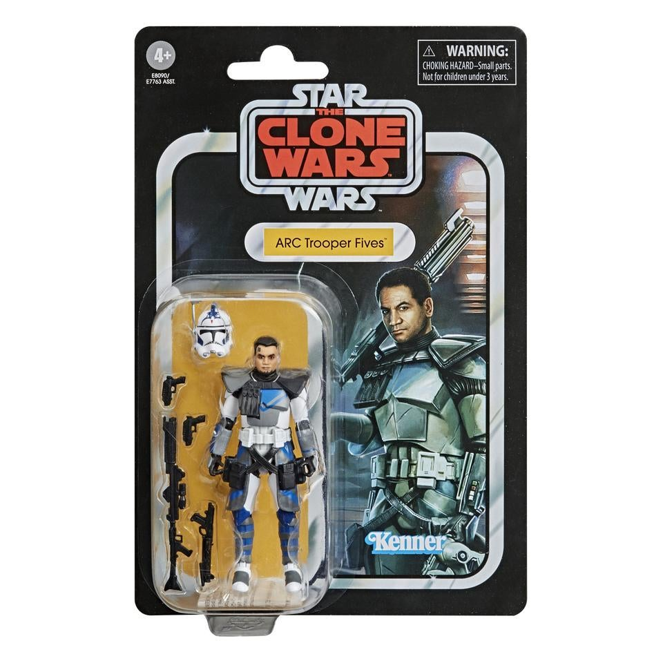 Image of Star Wars the vintage collection Fives