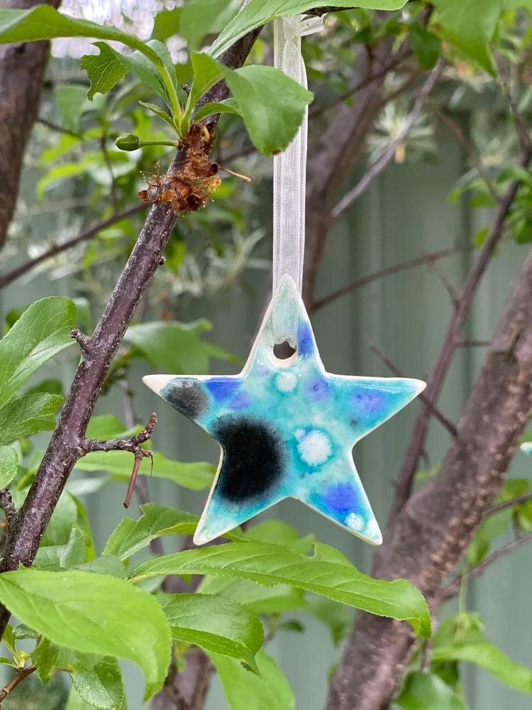 Image of Starry Night Christmas Stars
