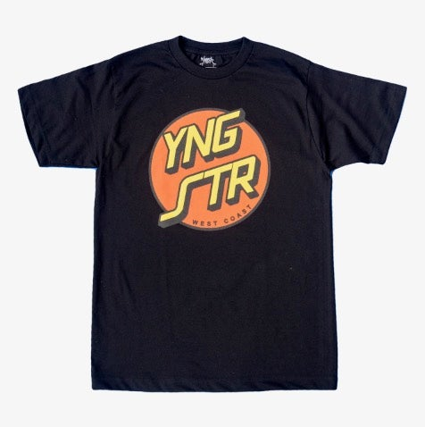 Image of YNGSTR West Coast Cruz Tee